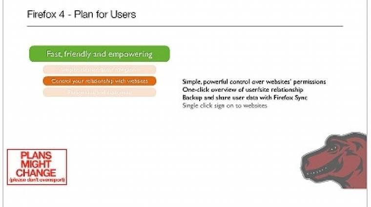 Tovább nyomul a Firefox kép