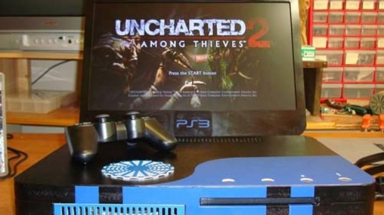 PlayStation 3 laptopverzióban kép