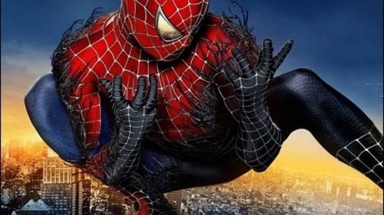 Még a producernek sem tetszett a Pókember 3 bevezetőkép