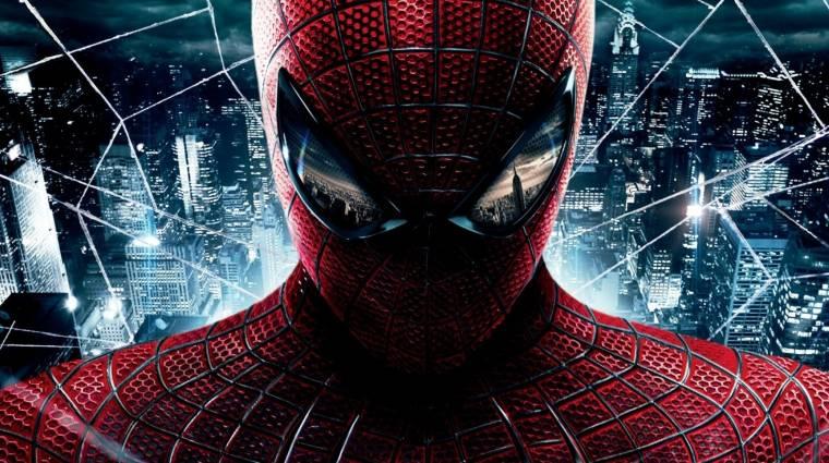 Lenyűgöző traileren A csodálatos pókember bevezetőkép