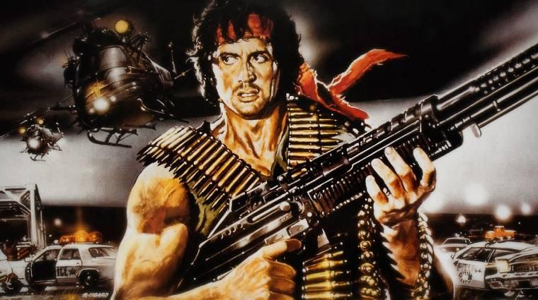 Filmklasszikus: Rambo: Első vér kép
