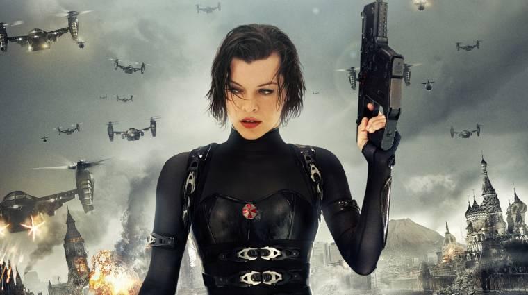 Resident Evil: The Final Chapter - kezdődhet a forgatás bevezetőkép