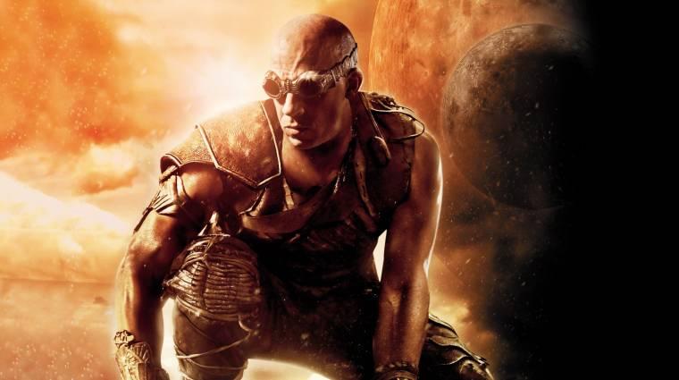 Vin Diesel szerint meg fog valósulni a Riddick 4 bevezetőkép