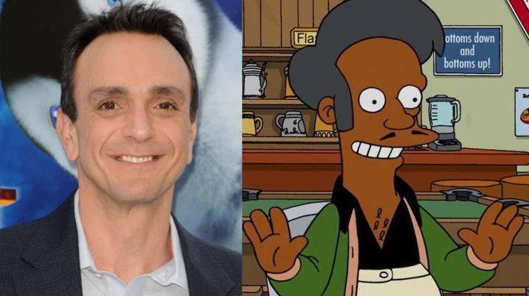A Simpson család Apujának szinkronhangja bocsánatot kért, amiért rasszistának tűnhet alakítása bevezetőkép