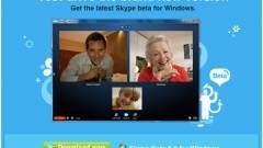 Új Skype, már konferencia-videóbeszélgetéssel kép