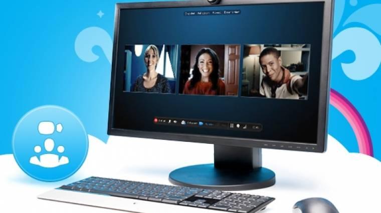 Ellophatóak a Skype-os jelszavak kép