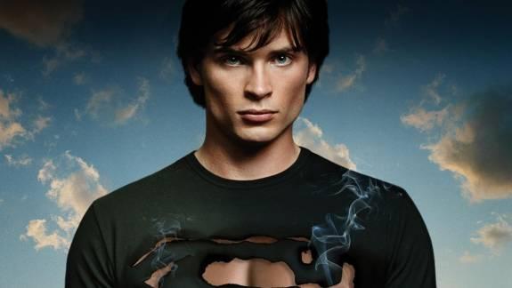 Animációs sorozatként folytatódik a Smallville kép