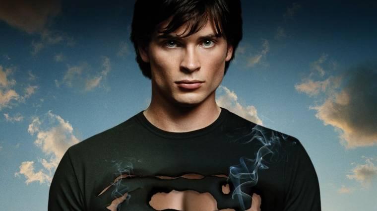Animációs sorozatként folytatódhat a Smallville? kép