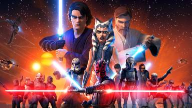 Sorozatkritika: Star Wars: A klónok háborúja kép