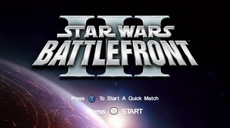 Új Star Wars: Battlefront játékot készít az EA? bevezetőkép