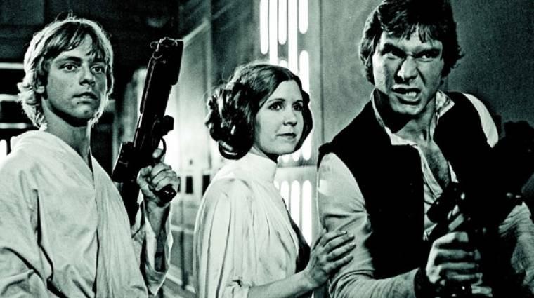 BRÉKING: A Disney felvásárolta a Lucasfilm-et! bevezetőkép