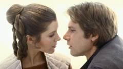Harrison Ford és Carrie Fisher együtt jártak a Star Wars forgatása alatt kép