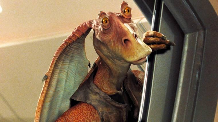 Az új Star Wars regényből kiderül, mi lett Jar-Jarral bevezetőkép