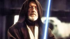 Elárverezik Obi-Wan Kenobi eredeti fénykardját kép