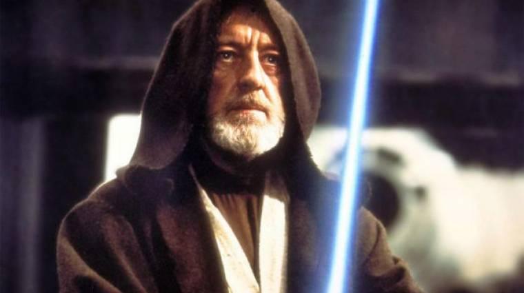 Elárverezik Obi-Wan Kenobi eredeti fénykardját bevezetőkép
