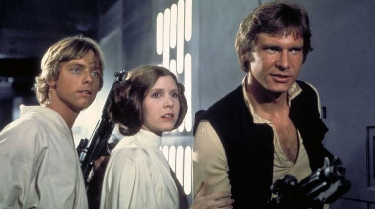 Előkerült Mark Hamill és Harrison Ford első Star Wars próbája bevezetőkép