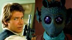 A Disney+-on ismét megváltozott Greedo és Han legendás jelenete kép