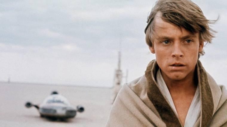 Mark Hamill elárulta a titkot Luke Skywalker nadrágjáról bevezetőkép