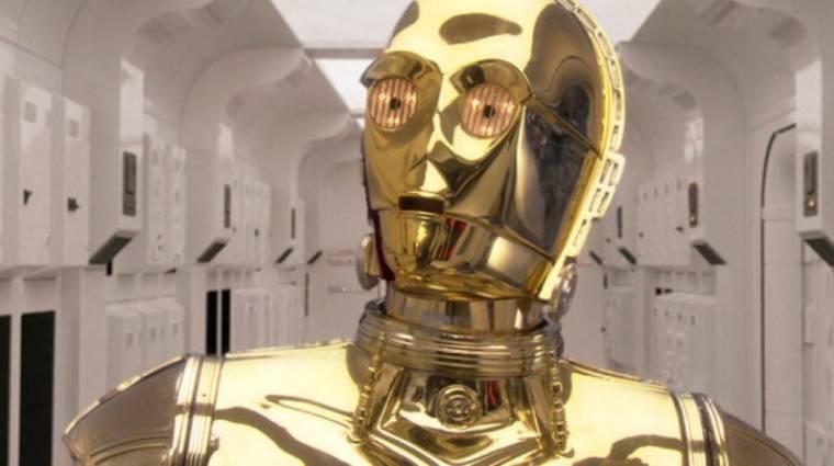Star Wars kvíz: mennyire ismered C-3PO-t? bevezetőkép