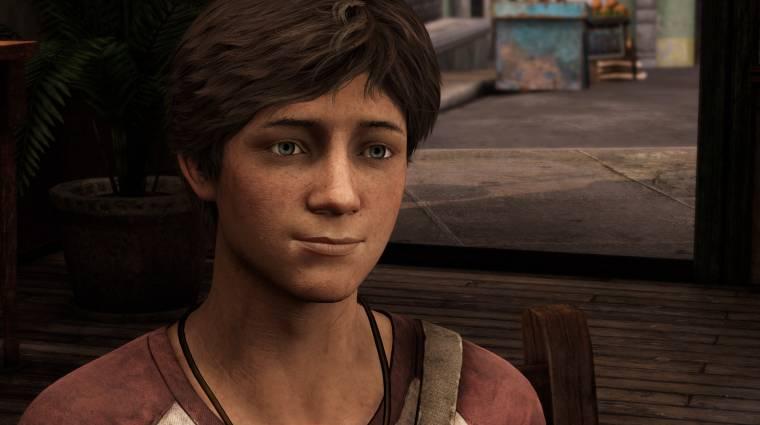 Uncharted film - előzmény lesz, az új Pókember játssza az ifjú Nathant bevezetőkép