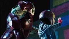 Peter Parker már a Vasember 2-ben felbukkant! kép