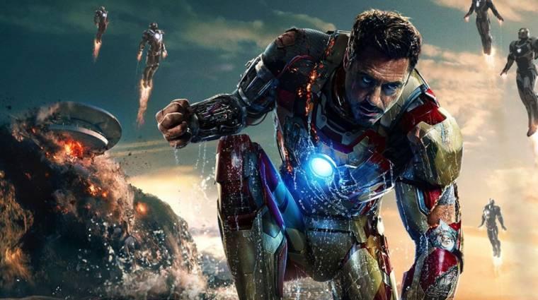 A Marvel tényleg máshonnan lopta Vasember páncéljának dizájnját? bevezetőkép