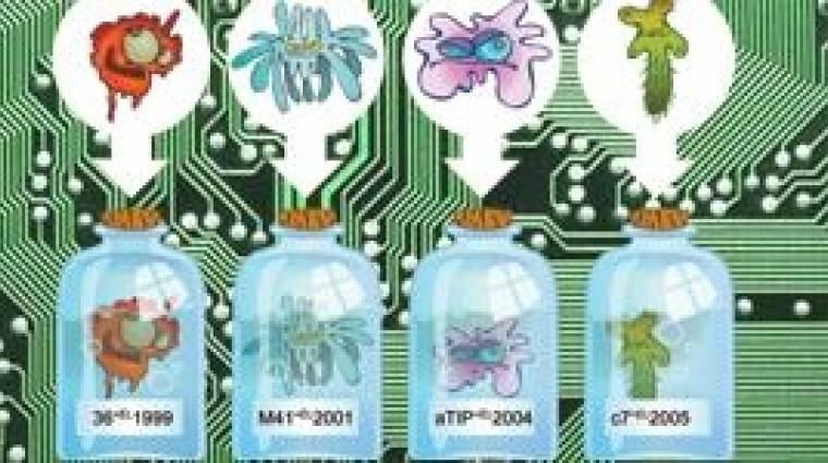 A Vírusok Varázslatos Világa 16 - Pénzt vagy életet! kép