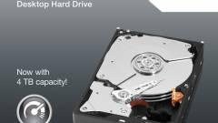4 TB-osra nőttek a leggyorsabb WD HDD-k kép