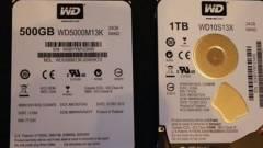 Csökken a HDD-ipar bevétele kép