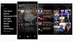 Videón a HTC első Windows Phone 7-es mobilja kép
