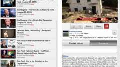 Megújult Youtube jár a mangósoknak kép