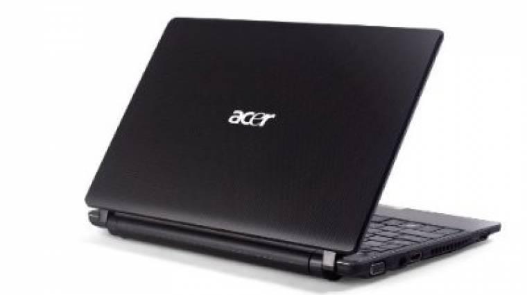Acer Aspire One 721: HDMI-s apróság kép