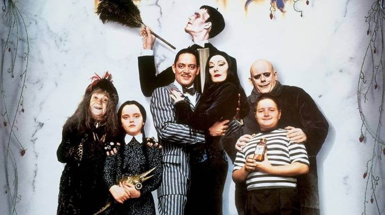 A Netflixen kap új sorozatot az Addams Family, nem is akármilyet és nem is akárkitől bevezetőkép