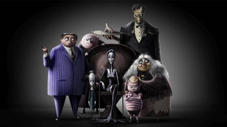 Előzetest kapott az Adams Family animációs remake-je kép