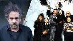 Tim Burton csinálhat sorozatot az Addams Family-ből kép