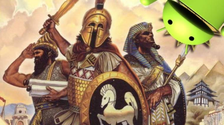 Age of Empires - érkezik az Android, iOS és Windows Phone változat bevezetőkép