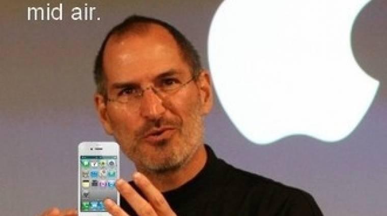 Apple: rosszul számoltuk a jelerősséget kép