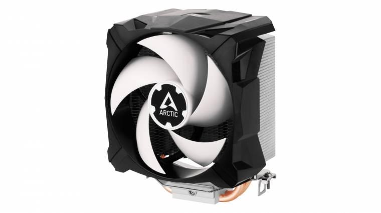 Itt az Arctic új processzorhűtője, a Freezer 7 X kép