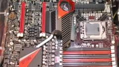 ASUS alaplap integrált GPU-val és Lucid Hydrával kép