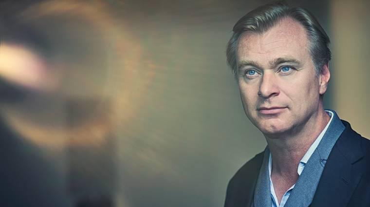 Ekkor jön Christopher Nolan következő filmje kép