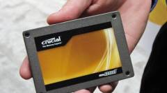 Belépőkategóriás SSD a Crucial-től kép