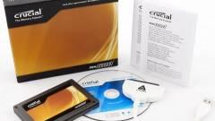 Egyszerű SSD-telepítés a Crucialtől kép