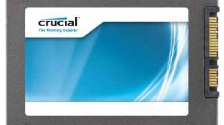 Crucial C400-as SSD-k kép