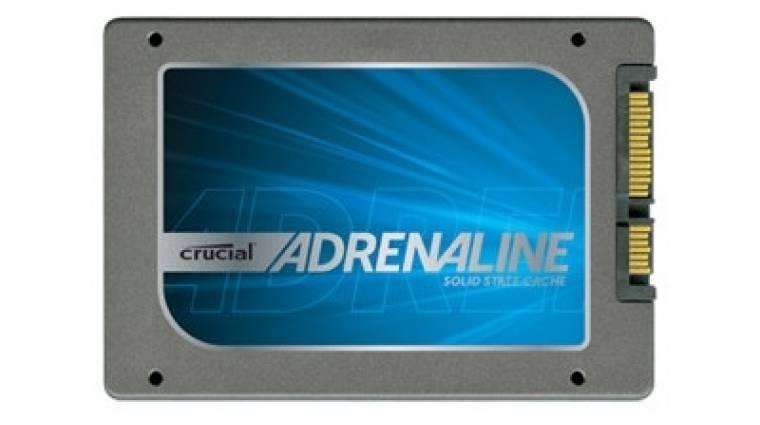 Vékony SSD-k a Crucialtől kép