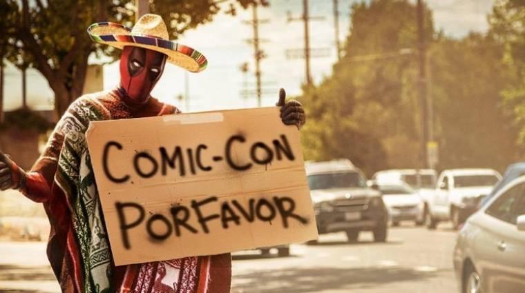 Comic-Con 2015 - kiszivárgott a Deadpool trailer bevezetőkép