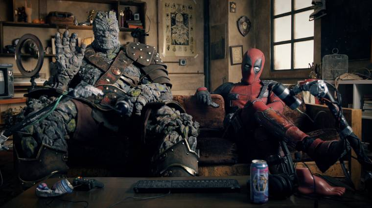 Napi büntetés: a Free Guy előzetesét néző Deadpool lett a karakter MCU-s belépője bevezetőkép