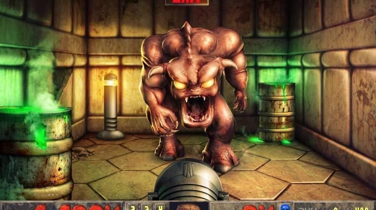 Így néz ki a Doom 9600x7211-es felbontásban bevezetőkép