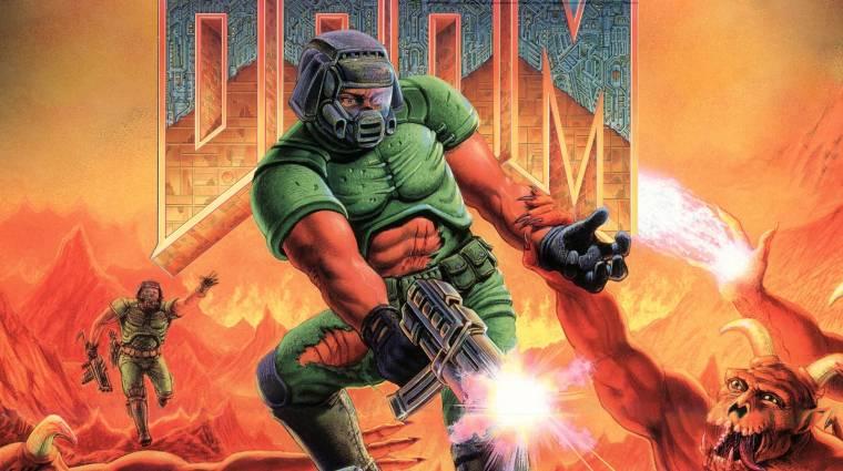 Már egy több mint 20 éves fényképezőgépre is telepítettek Doomot bevezetőkép