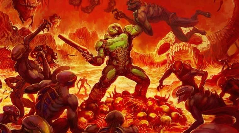Kvíz: mennyit tudsz a Doom játékokról? bevezetőkép