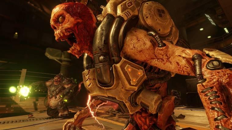 Doom - trailerrel melegíthetünk a nyílt bétára bevezetőkép